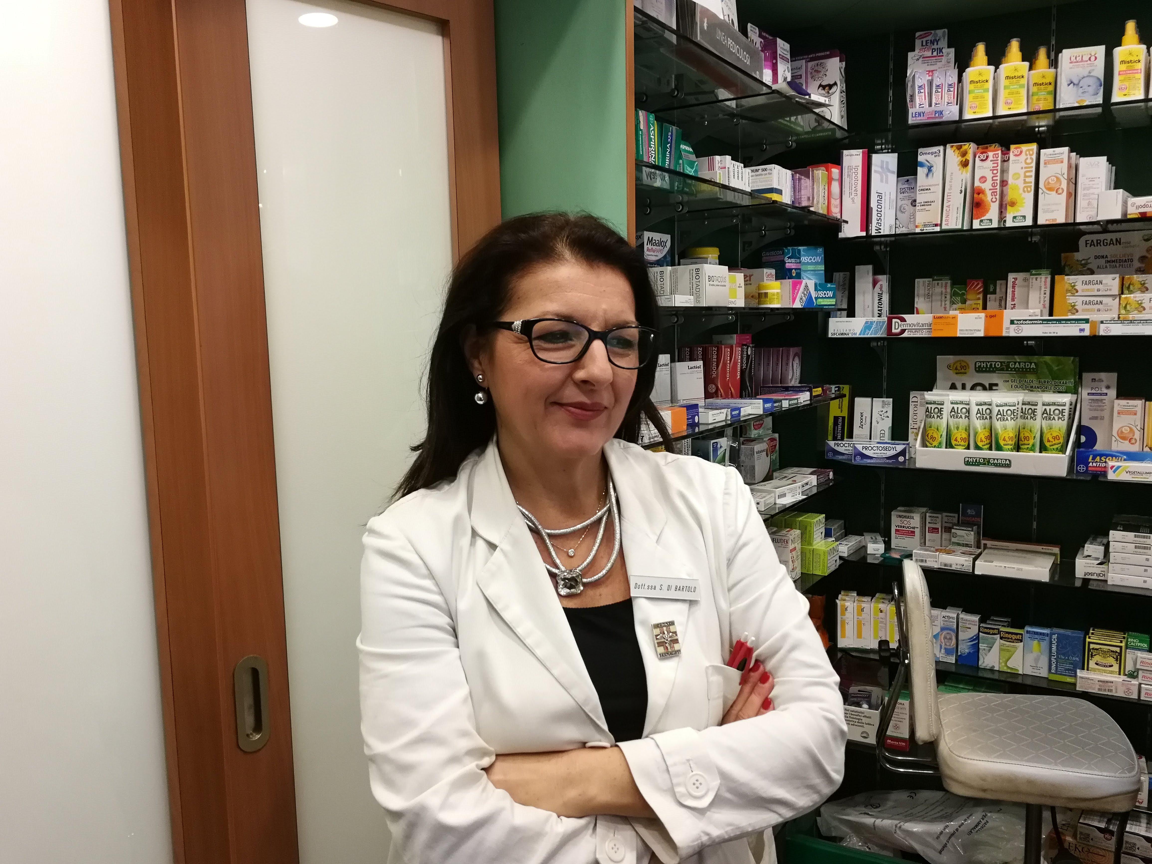 Sandra d.ssa Di Bartolo